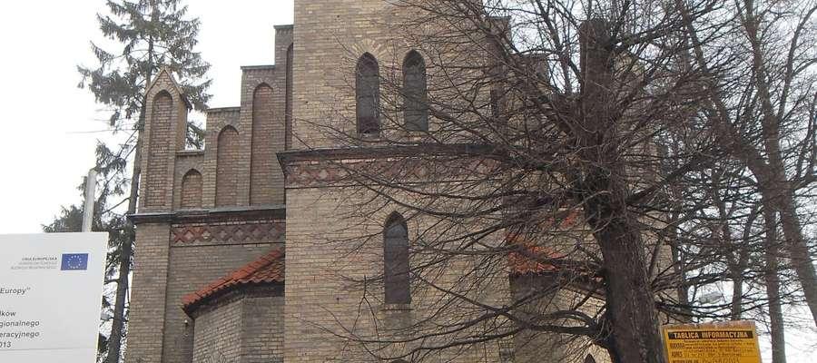 Kościół ewangelicki w Barczewie