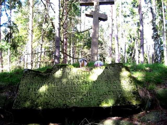 Cmentarz w Wolisku - full image