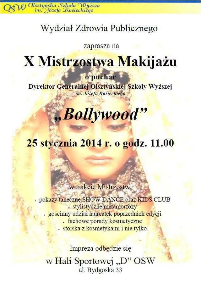 X Mistrzostwa Makijażu Bollywood - full image