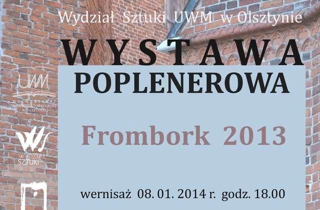 Wystawa Frombork 2013 - full image