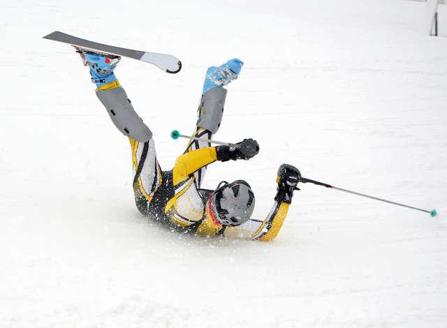 Zimowe urazy nie tylko na stoku - full image