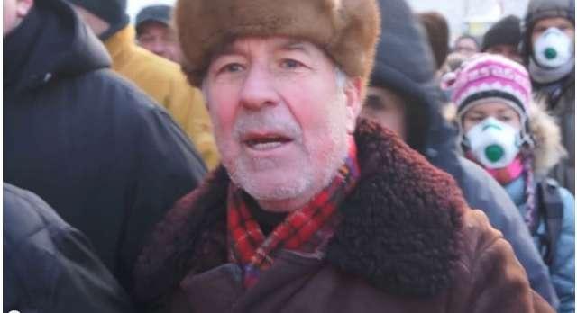 Powiedźcie mojemu bratu w Polsce, że ja w Kijowie na barykadzie - full image