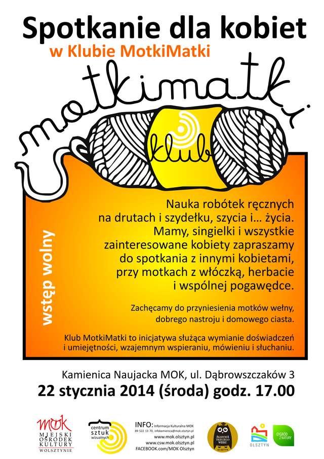 Spotkanie z Klubem MotkiMatki - full image