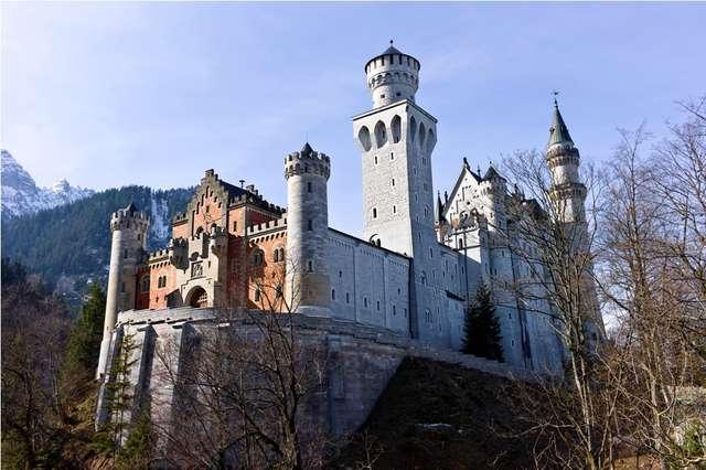 Bawaria: Zamek bajkowego króla  - full image