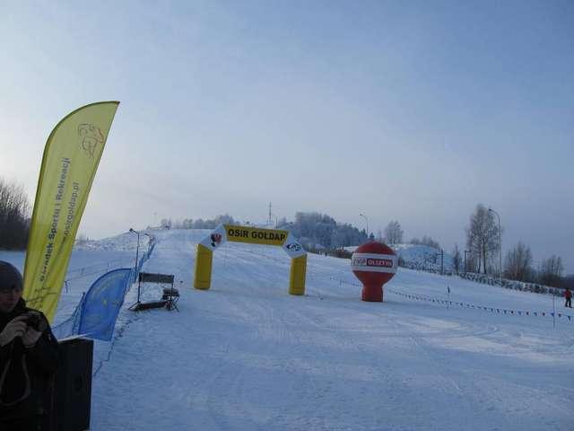 Stok narciarski na Pięknej Górze w Gołdapi - full image