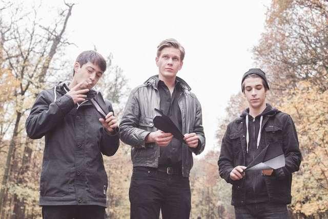 Warszawskie rockowe trio w Olsztynie - full image