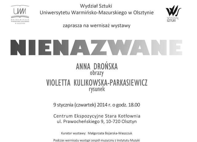 Uniwersytet otwiera Centrum Ekspozycyjne Wydziału Sztuki Stara Kotłownia - full image