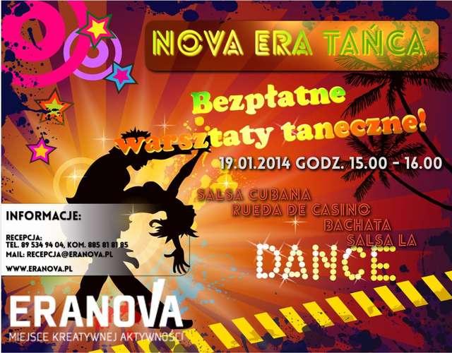 Zapraszamy na bezpłatne warsztaty taneczne - full image
