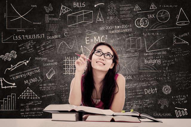 Edukacja. Skup się na tym, co robisz - full image