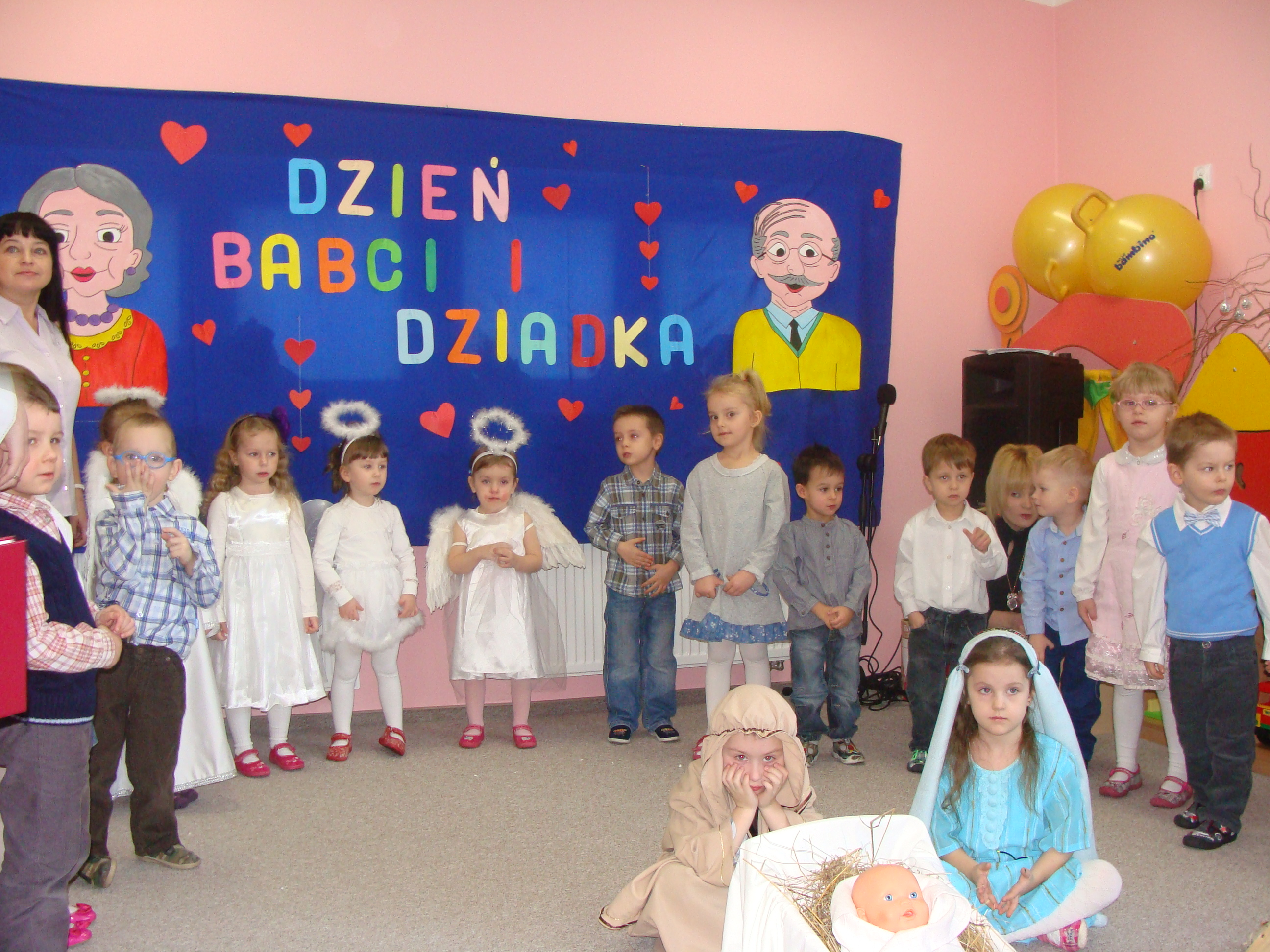 Dzień Babci I Dziadka W Bartoszycach Bartoszyce