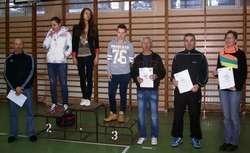 Na podium stanęły reprezentantki LO i ZS nr 1 w Ostrowi