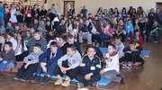 Konkurs kolęd w Gimnazjum nr 1 im. Jana Pawła II