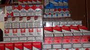 1200 paczek nielegalnych papierosów