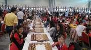 9-letnia Lidka Czarnecka na zawodach w Emiratach Arabskich