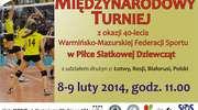 Międzynarodowy turniej siatkówki