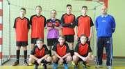 II Zimowy Powiatowy Halowy Turniej Gimnazjów w Piłce Nożnej