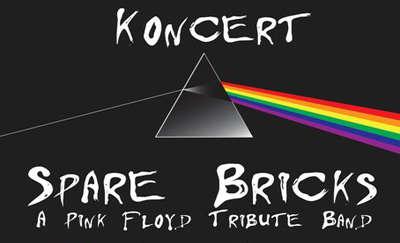Posłuchaj Pink Floyd w aranżacji zespołu Spare Bricks