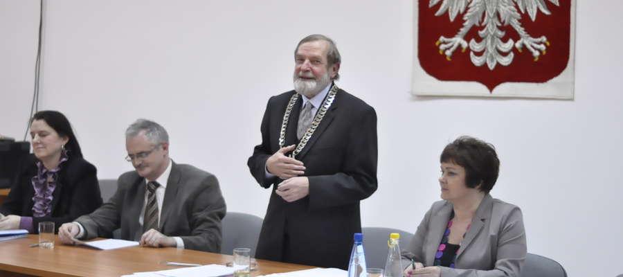 Kto w Radzie Miejskiej zastąpi Andrzeja Rutowskiego?