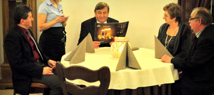Kosmiczny obiad z Mirosławem Hermaszewskim