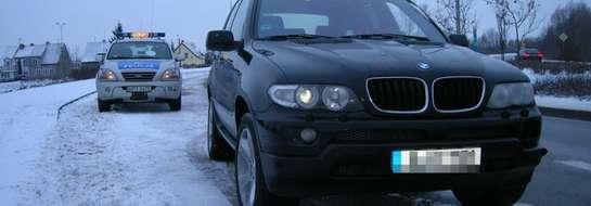 Kirill F. kierował autem mając 2,1 promila alkoholu