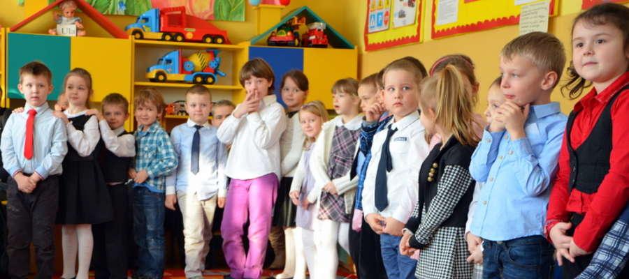 Dzieci zaśpiewały dla swoich babć i dziadków