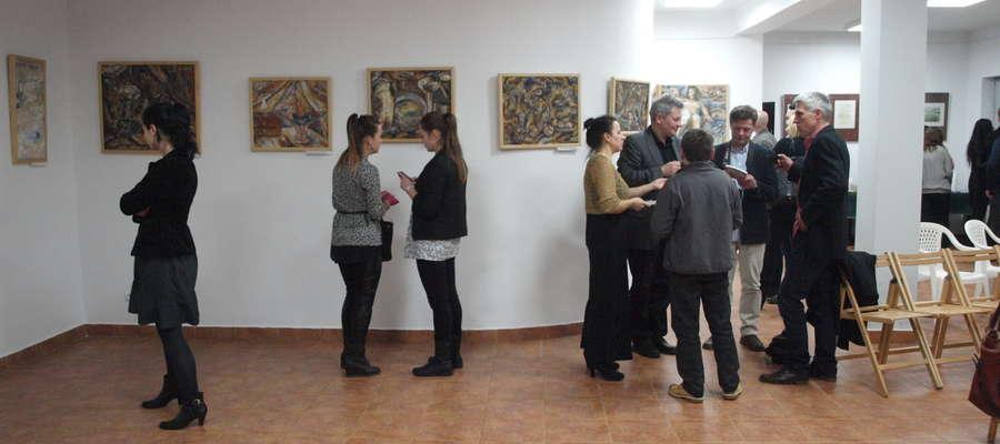 Wystawa oglądać można do 14 lutego