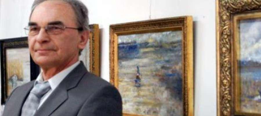 Wystawa prac Jana Chądzyńskiego rozpocznie się 17 stycznia w ŻCK