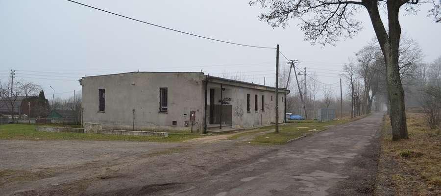 """Budynek dawniej należący do """"jednostki karnej"""""""