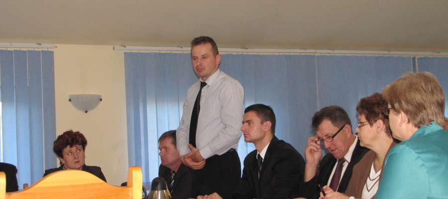 Na spotkanie zaprasza Zbigniew Wiśniewski, Przewodniczący Komisji