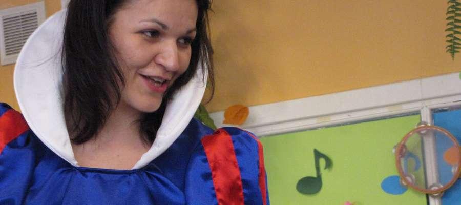 Katarzyna Łoszczyk czyli Królewna Śnieżka jak z Disney'a