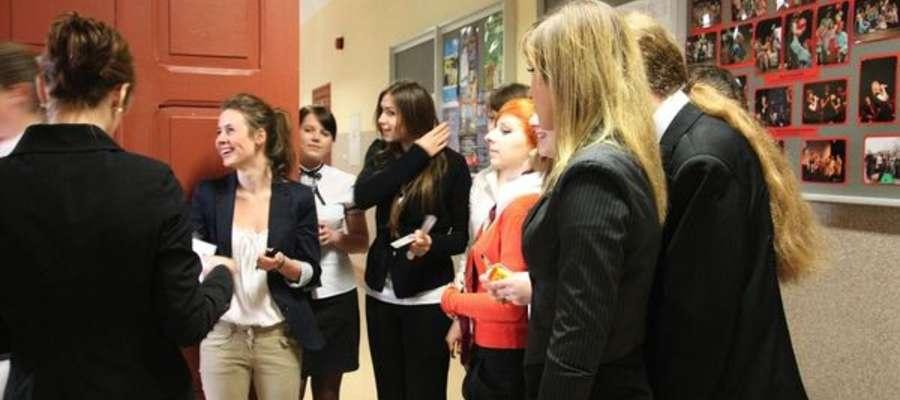 Uczniowie z I LO w Ełku. Oni najlepiej na Mazurach piszą maturę z języka polskiego i matematyk