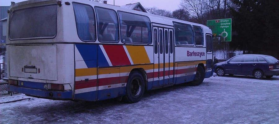 Po autobus pracodawca musiał przysłać drugiego kierowcę