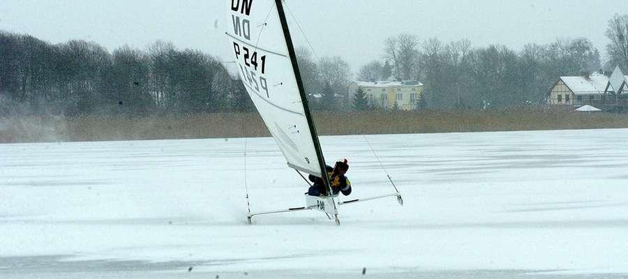 Jezioro Ewingi po raz pierwszy w historii gościło zawody bojerowe