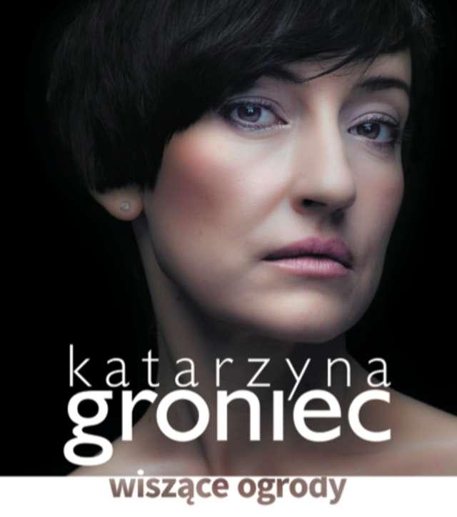 Katarzyna Groniec i wiszące ogrody w Ełku - full image