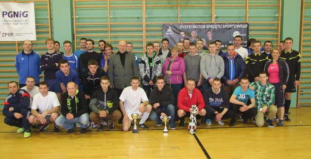Turniej o Puchar Wójta Gminy Zawidz - full image