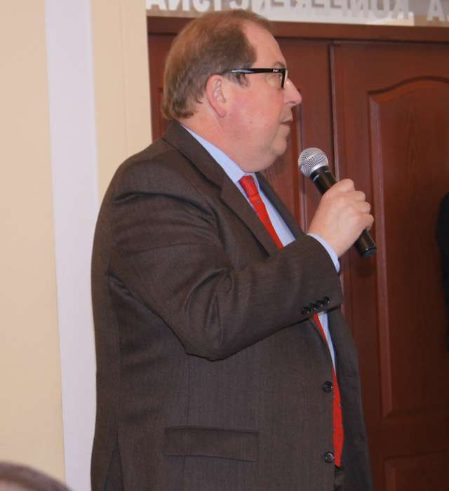Dyrektor SPZZOZ w Ostrowi od grudnia sprawuje też funkcję prezesa ORL  - full image