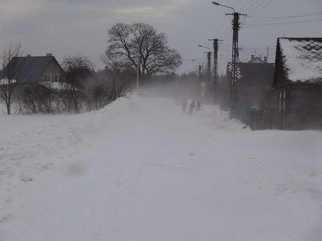 Zima, choć krótka, dała się mocno we znaki - full image