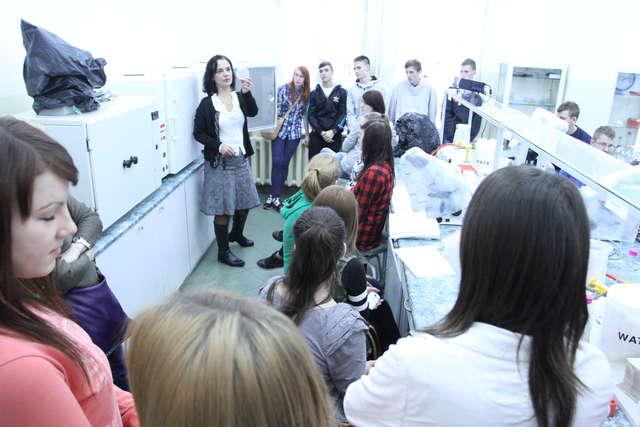 Pierwsze Dni Otwarte Wydziału Nauk o Środowisku UWM - full image