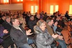 Debata na temat bezpieczeństwa w Nurze cieszyła się duży zainteresowaniem wśród mieszkańców gminy