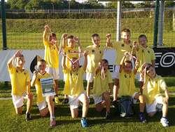 Zawodnicy Rony 04 Ełk zagrali w turnieju w Mońkach i Mrągowie. Zajęli odpowiednio 3. i 5. miejsce
