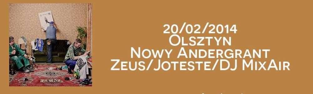 Zeus. Nie żyje w Andergrancie