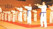 Egzamin brokowskich karateków