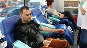 Oddali krew w Bisztynku i Górowie Iławeckim