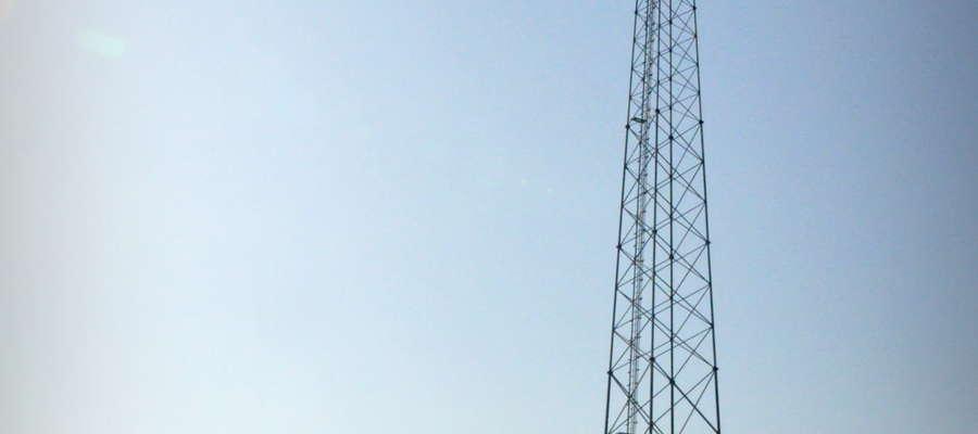 Mężczyzna popełnił samobójstwo, skacząc z wieży telekomunikacyjnej