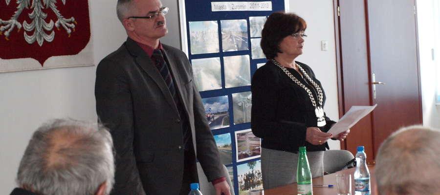 Burmistrz Zbigniew Nosek chce powierzyć zarządzanie składowiskiem ŻZK