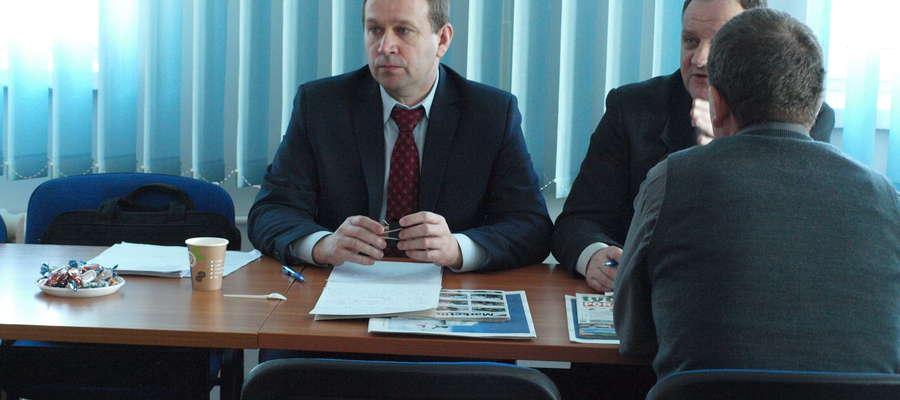 Kierownik ARiMR w Zielonej Marek Liszewski poinformował o dopłatach dla rolników