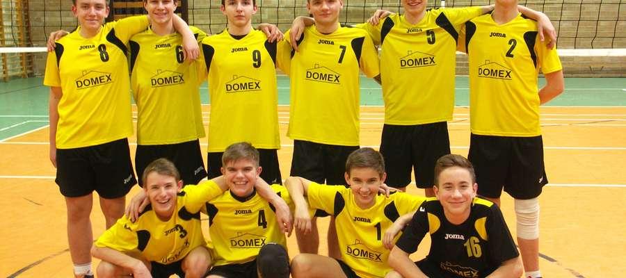 Zespół Sokoła uplasował się na 4. miejscu