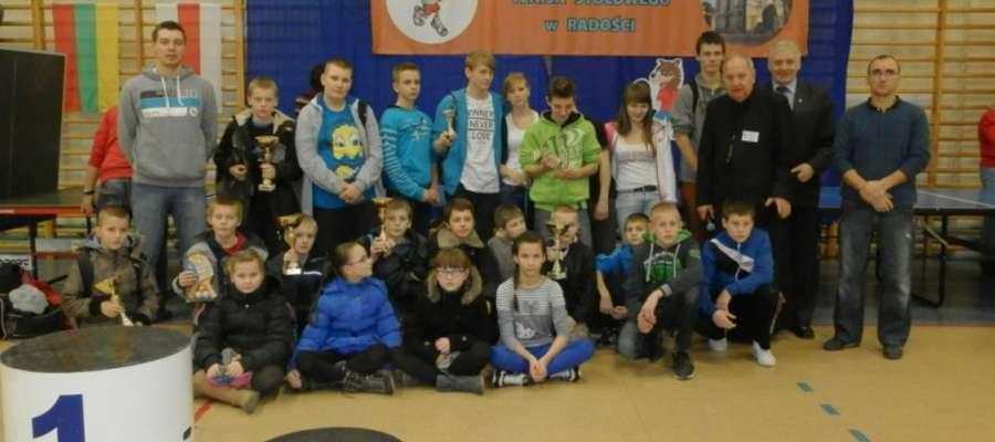 XXII edycja turnieju zgromadziła liczne grono zawodników z całej Polski