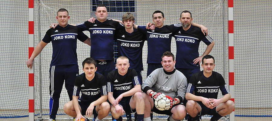 FC Wylazłowo w Lidzbarku zaprezentowało się znakomicie