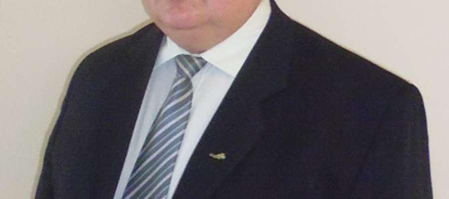 Radny Zbigniew Krawczyk